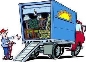 Грузоперевозки.Грузчик.Переезды.Вывоз старой мебели,хлама.Строительный мусор - Изображение #3, Объявление #1646381