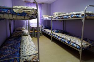 Кровати металлические двухъярусные для рабочих Арт/006 - Изображение #3, Объявление #544911