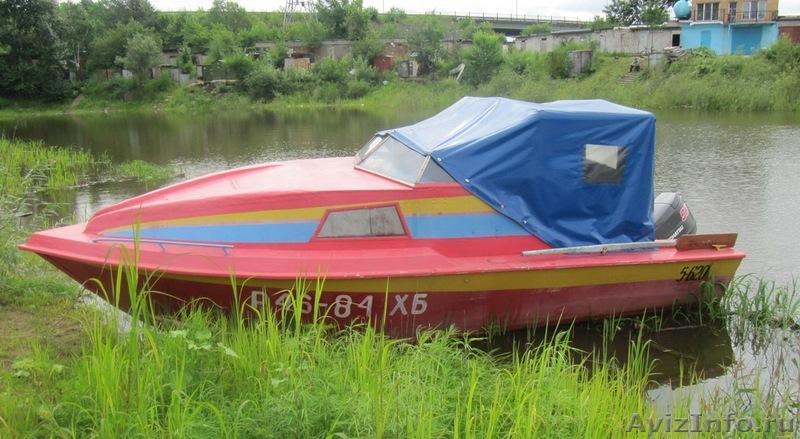 дром хабаровска продажа моторных лодок