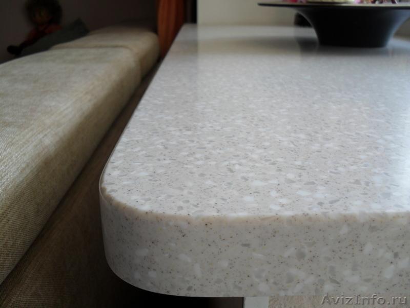 Чем клеить искусственный камень столешницы