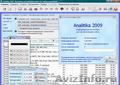 Analitika 2009 - Бесплатное ПО для учета и управления торговой организацией