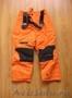 Горнолыжный костюм SPYDER яркий оранжевый для детей 5-9 лет