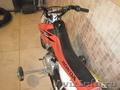 детский кроссовый мотоцикл хонда 50