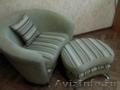 Кресло и банкетка