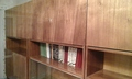 Стенка: три шкафа с антресолями